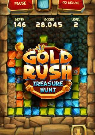 gold rush treasure hunt 2