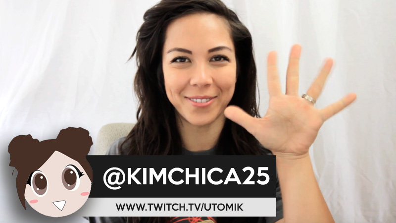 Livestream: Thanksgiving with Kimchica
