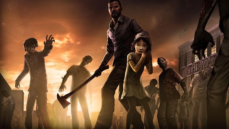 The Walking Dead season one now on Utomik